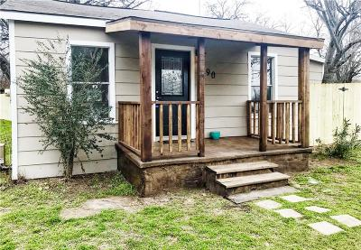 Stephenville Single Family Home For Sale: 690 S First Avenue