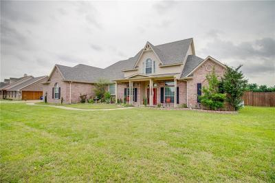 Forney Single Family Home For Sale: 11288 S Emerald Ranch Lane