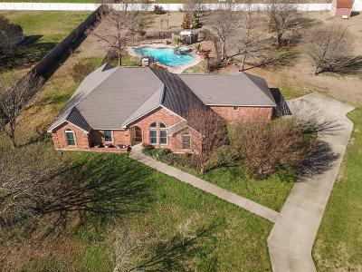 Ovilla Single Family Home Active Option Contract: 103 Copperfield Court