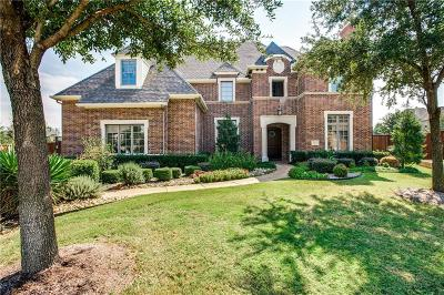Coppell Single Family Home For Sale: 105 Olympia Lane