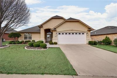 Denton Single Family Home For Sale: 9608 Pepperwood Trail