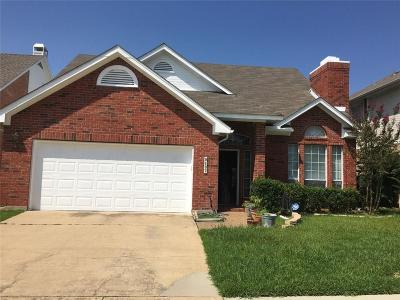 Irving Single Family Home For Sale: 9407 Abbey Road
