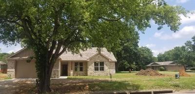 Sherman Single Family Home For Sale: 705 W Lamberth Road