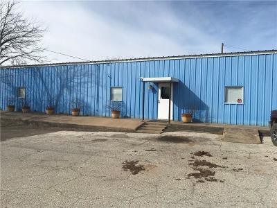 Breckenridge Commercial For Sale: 1383 Fm 287