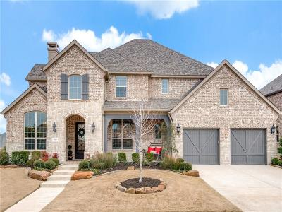 Prosper Single Family Home For Sale: 500 Venture Point Drive