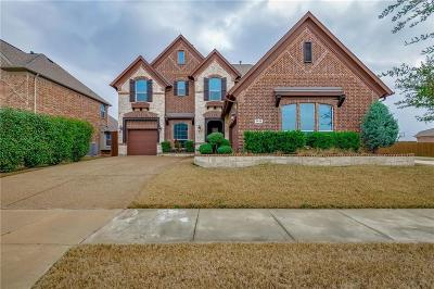 Frisco Single Family Home Active Contingent: 6616 Excelsior Place