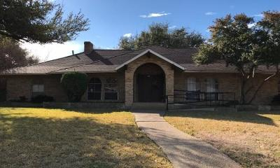 Single Family Home For Sale: 4408 Forest Bend Road