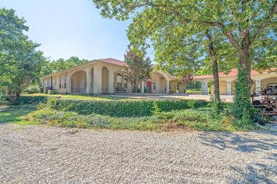 Cooke County Single Family Home Active Kick Out: 404 County Road 2255