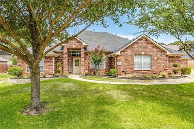 Burleson Single Family Home Active Option Contract: 404 Shenandoah Drive