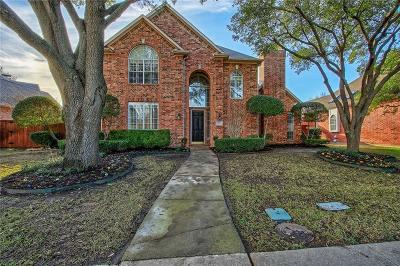 Allen Single Family Home For Sale: 803 Twin Creeks Drive