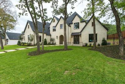 Southlake Single Family Home For Sale: 1709 Torian Lane