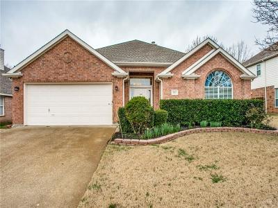 Single Family Home Active Option Contract: 6113 Silverleaf Lane