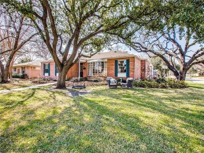 Single Family Home Active Option Contract: 10565 Countess Drive