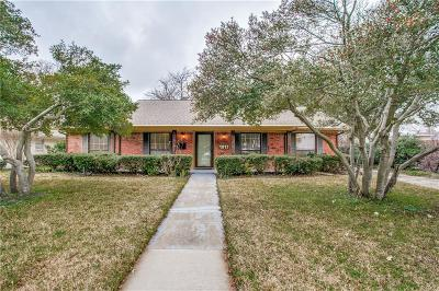 Dallas County Single Family Home For Sale: 1913 N Waterview Drive