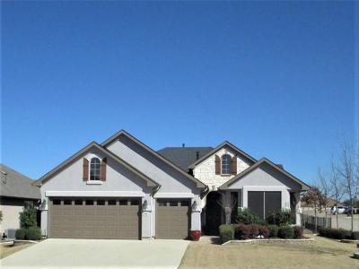 Denton Single Family Home Active Option Contract: 11500 Parkcrest Drive