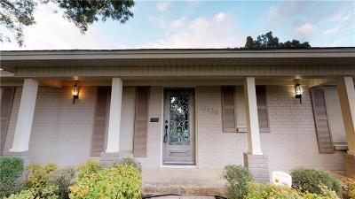 Single Family Home For Sale: 10429 Vistadale Drive