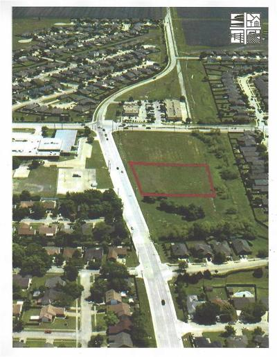 Forney Commercial Lots & Land For Sale: 1050 Pinson Road