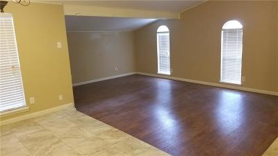 Lewisville Residential Lease For Lease: 1503 Camelia Drive