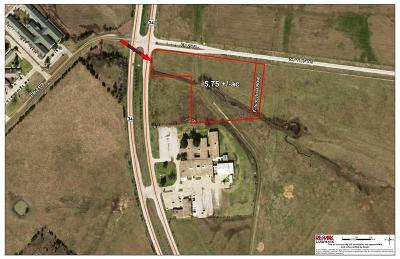 Terrell Commercial Lots & Land For Sale: 0000 State Hwy 34