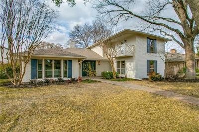 Single Family Home Active Option Contract: 8005 Abramshire Avenue