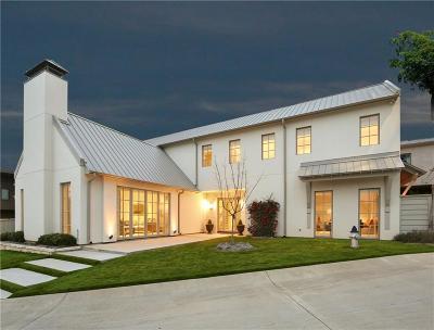 Single Family Home For Sale: 605 Kessler Reserve Court