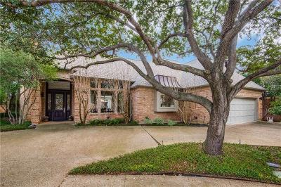 Single Family Home Active Option Contract: 12124 Talmay Drive