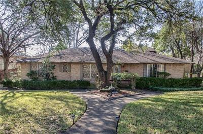 Dallas Single Family Home Active Kick Out: 828 Clear Fork Drive