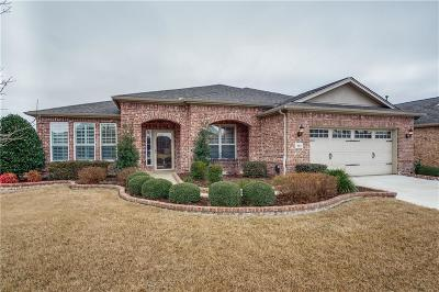 Frisco Single Family Home Active Contingent: 983 Harbor Springs Drive