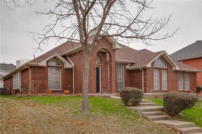 Lewisville Single Family Home For Sale: 2062 Sailmaker Drive