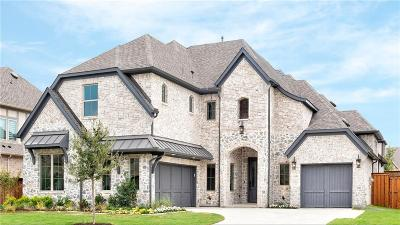 Prosper Single Family Home For Sale: 4151 Paddock Lane