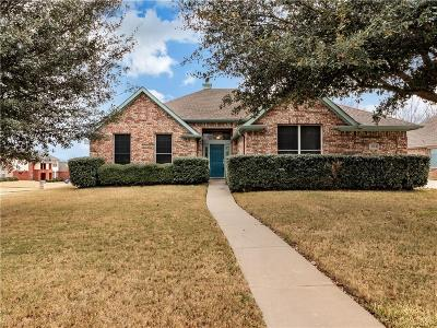 Mansfield Single Family Home Active Option Contract: 3014 Saint Lynda Drive