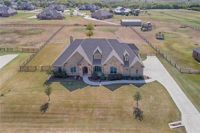 Haslet, Justin Single Family Home Active Contingent: 12931 Rustic River Pass