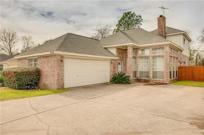 Irving Single Family Home For Sale: 2428 Park Crest Court