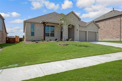 Wylie Single Family Home For Sale: 1820 Spring Valley