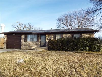 Eastland TX Single Family Home For Sale: $115,000