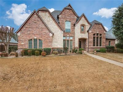 Colleyville Single Family Home For Sale: 6013 Remington Parkway