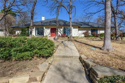 Denton Single Family Home Active Option Contract: 41 Highview Circle