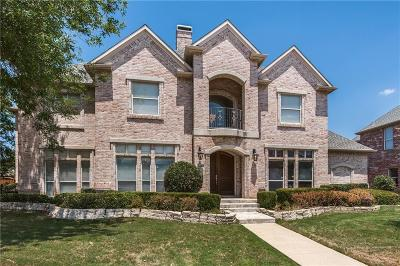 Coppell Single Family Home For Sale: 1408 Pine Hurst Drive