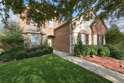 Forney Single Family Home For Sale: 1005 Spinnaker Drive