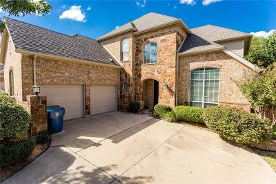 Sachse Single Family Home For Sale: 6415 Fieldcrest Lane