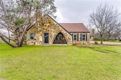Johnson County Single Family Home For Sale: 626 Woodard Avenue
