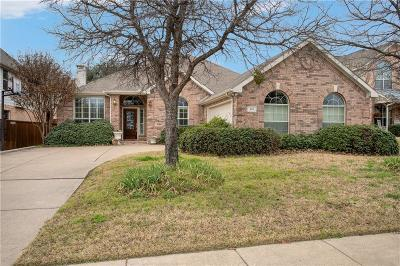Keller Single Family Home For Sale: 404 Huffman Bluff
