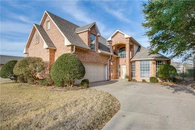 Rowlett Single Family Home Active Option Contract: 8317 Navigation Drive