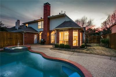 Plano Single Family Home For Sale: 3608 Edgestone Drive