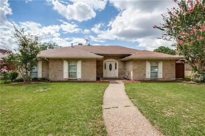 Richardson Single Family Home For Sale: 632 Stillmeadow Drive