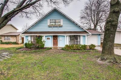 Richardson Single Family Home For Sale: 809 Greenhaven Drive