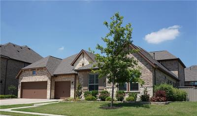 McKinney Single Family Home For Sale: 617 Teton Drive