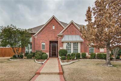 Sachse Single Family Home For Sale: 6935 Hickory Estates Court