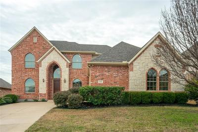 Sachse Single Family Home For Sale: 6516 Fieldcrest Lane