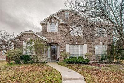 McKinney Single Family Home Active Option Contract: 5609 White Pine Drive